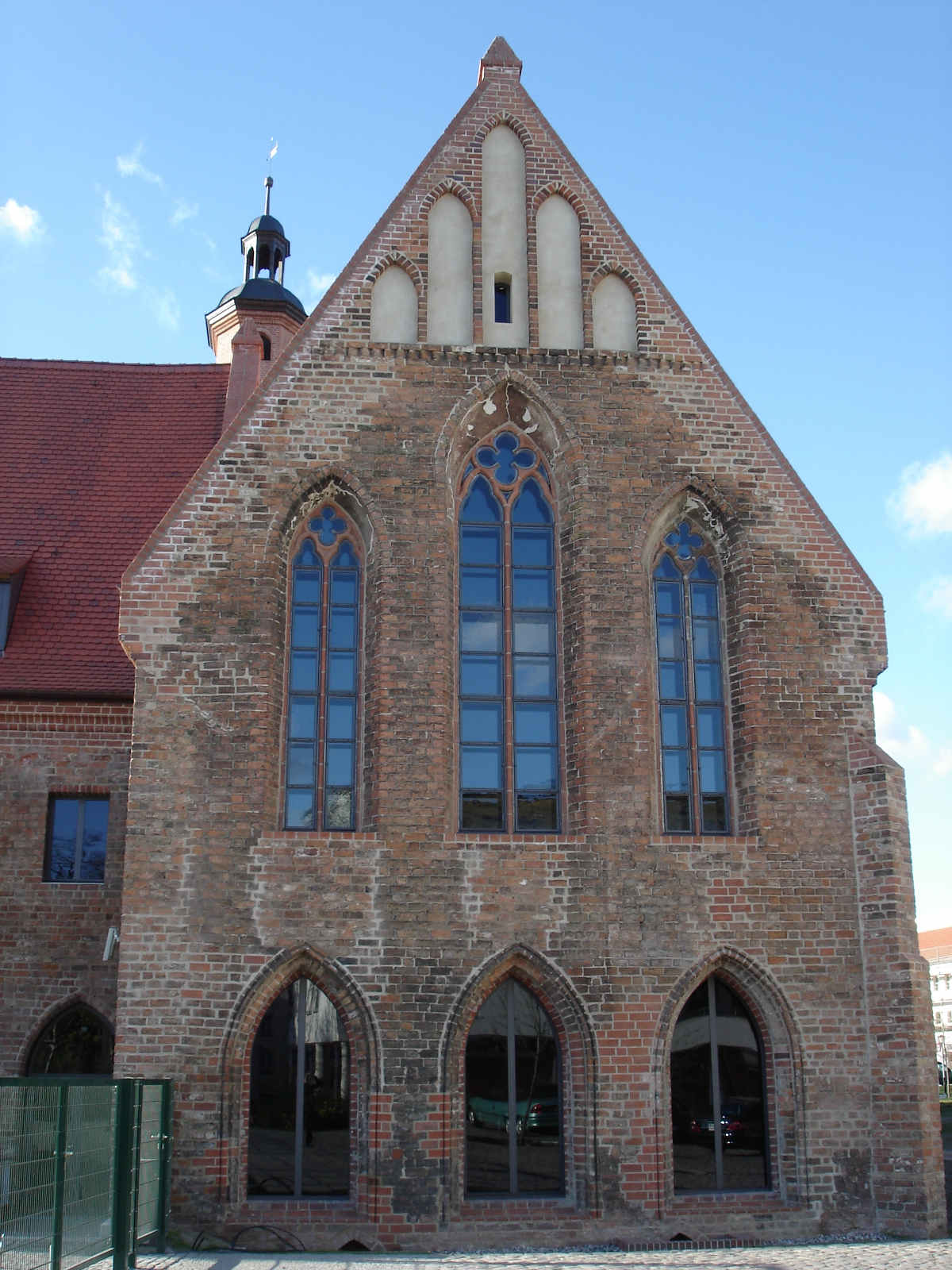 Paulikloster, Brandenburg/Havel